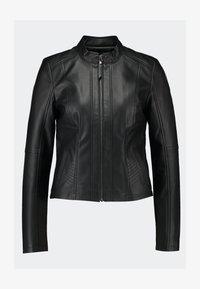 Noisy May - NMDACY JACKET - Faux leather jacket - black - 4