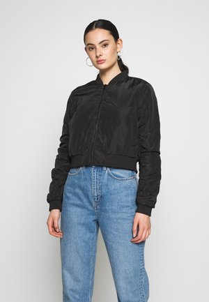 NMSADIE NEW  - Bomber bunda - black