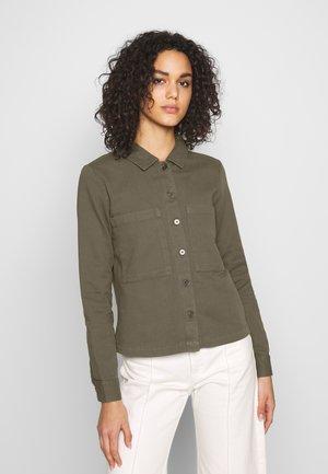 NMSOPHIE  - Summer jacket - kalamata