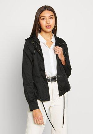 NMDREW  JACKET - Lehká bunda - black