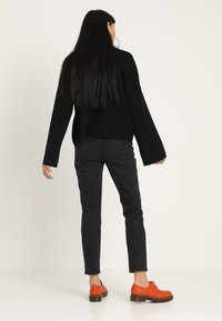 Noisy May - NMSHIP ROLL NECK - Sweter - black - 2