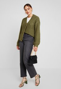 Noisy May - Cardigan - olivine - 1