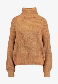 Noisy May - NMROBINA  - Pullover - camel - 3