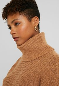 Noisy May - NMROBINA  - Pullover - camel - 4