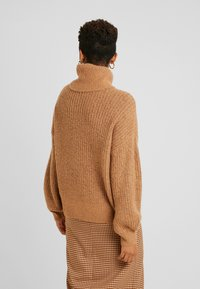 Noisy May - NMROBINA  - Pullover - camel - 2
