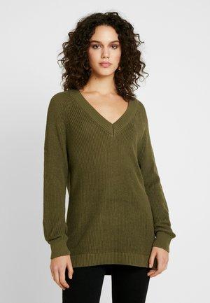 Trui - ivy green
