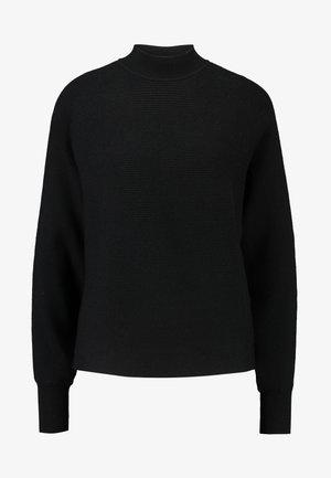 NMSHIP HIGHNECK - Jersey de punto - black