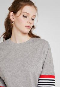 Noisy May - NMPOPPA - Sweatshirt - light grey melange - 3