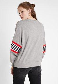 Noisy May - NMPOPPA - Sweatshirt - light grey melange - 2