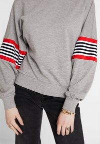 Noisy May - NMPOPPA - Sweatshirt - light grey melange - 5