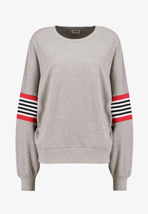 NMPOPPA - Sweatshirt - light grey melange