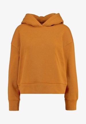 Sweatshirt - brown sugar