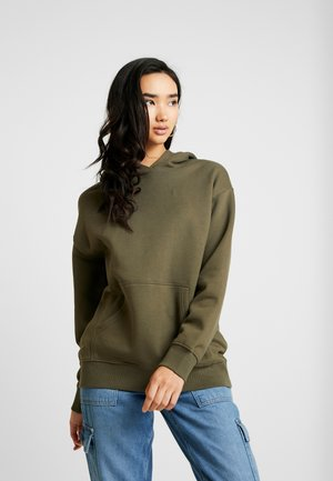 NMLEYA - Sweatshirt - olive night