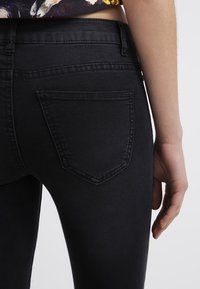 Noisy May - EVE - Jeansy Slim Fit - black - 5