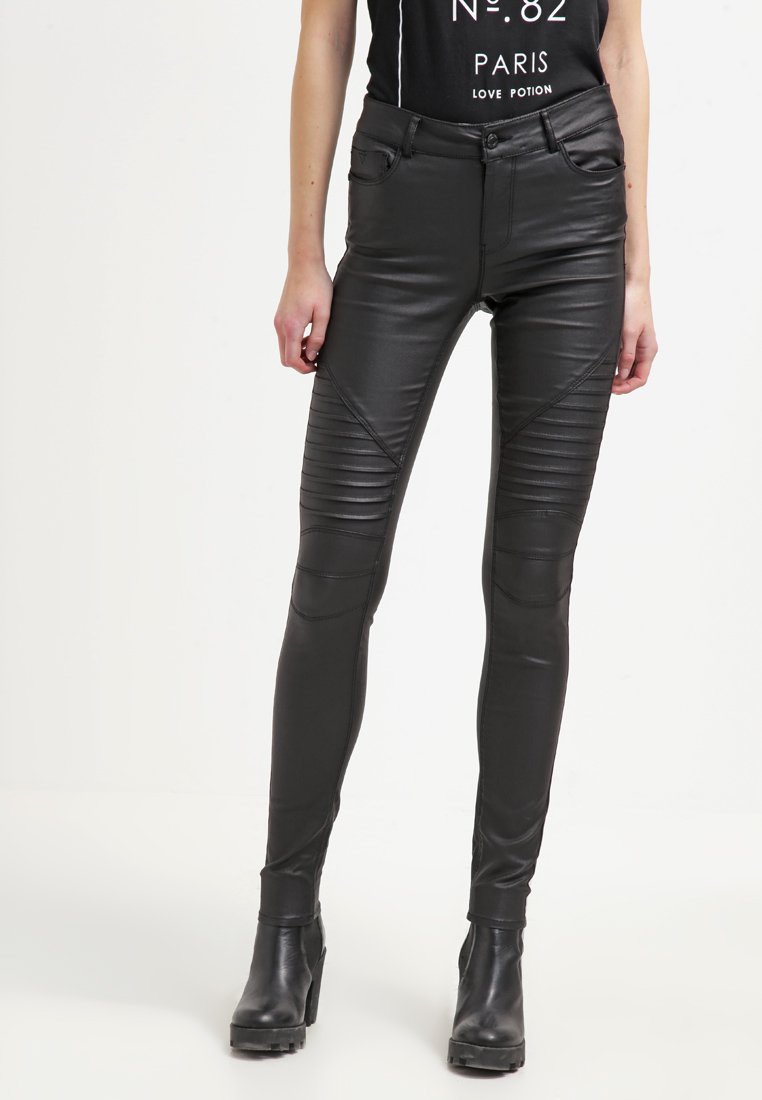 Noisy May - NMEX LUCY - Jeans Skinny - black