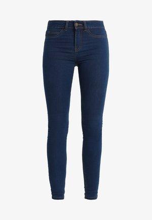 NMLUCKY LUCY - Jeans Skinny - medium blue denim