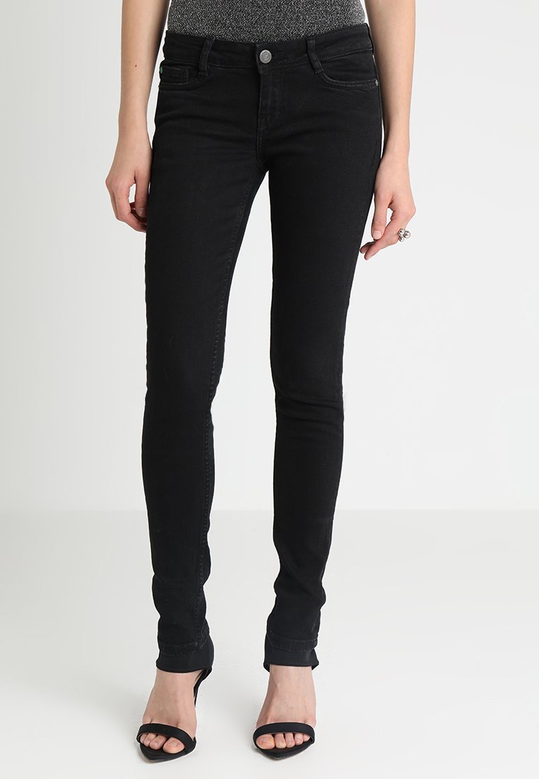 Noisy May - NMEVE - Jeans Skinny Fit - black