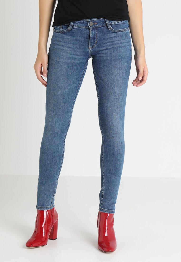 Noisy May - NMEVE - Jeans Skinny Fit - medium blue denim