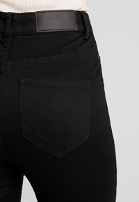 Noisy May - Skinny-Farkut - black denim - 4