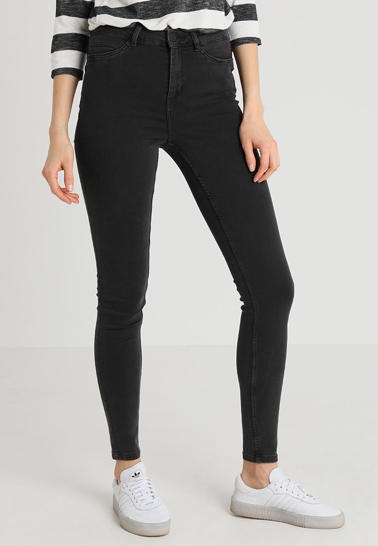 Noisy May - NMNEW LEXI - Jeans Skinny Fit - medium grey melange
