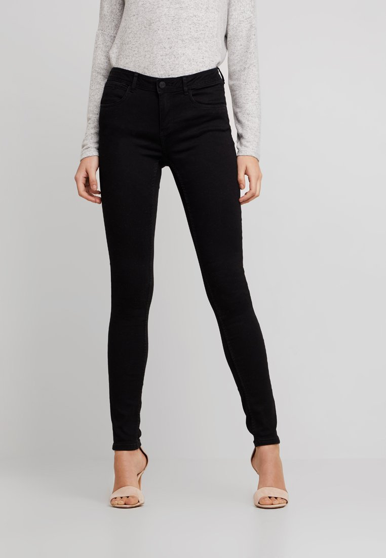 Noisy May - NMJEN SHAPER - Jeans Skinny Fit - black