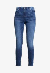 Noisy May - NMLOLLY ANKLE ZIP - Jeans Skinny Fit - medium blue denim - 5