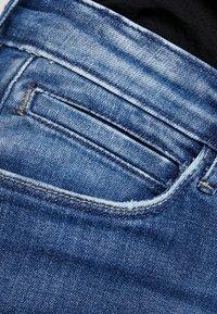 Noisy May - NMLOLLY ANKLE ZIP - Jeans Skinny Fit - medium blue denim - 6
