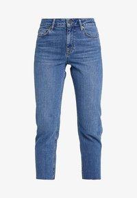 Noisy May - NMJENNA - Jeans straight leg - medium blue denim - 3