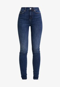 Noisy May - Vaqueros pitillo - medium blue denim - 3