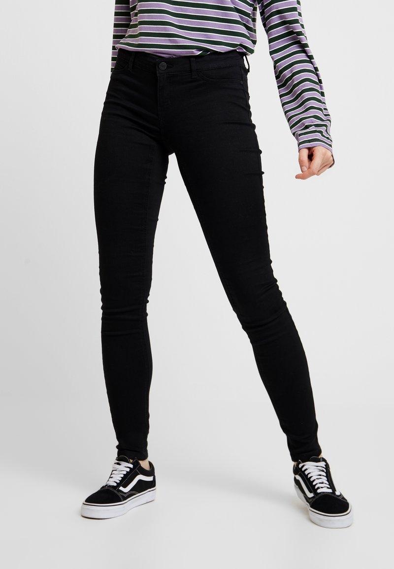 Noisy May - NMEVE - Jeans Skinny Fit - black