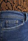 Noisy May - NMVICKY - Jeans Skinny Fit - dark blue denim
