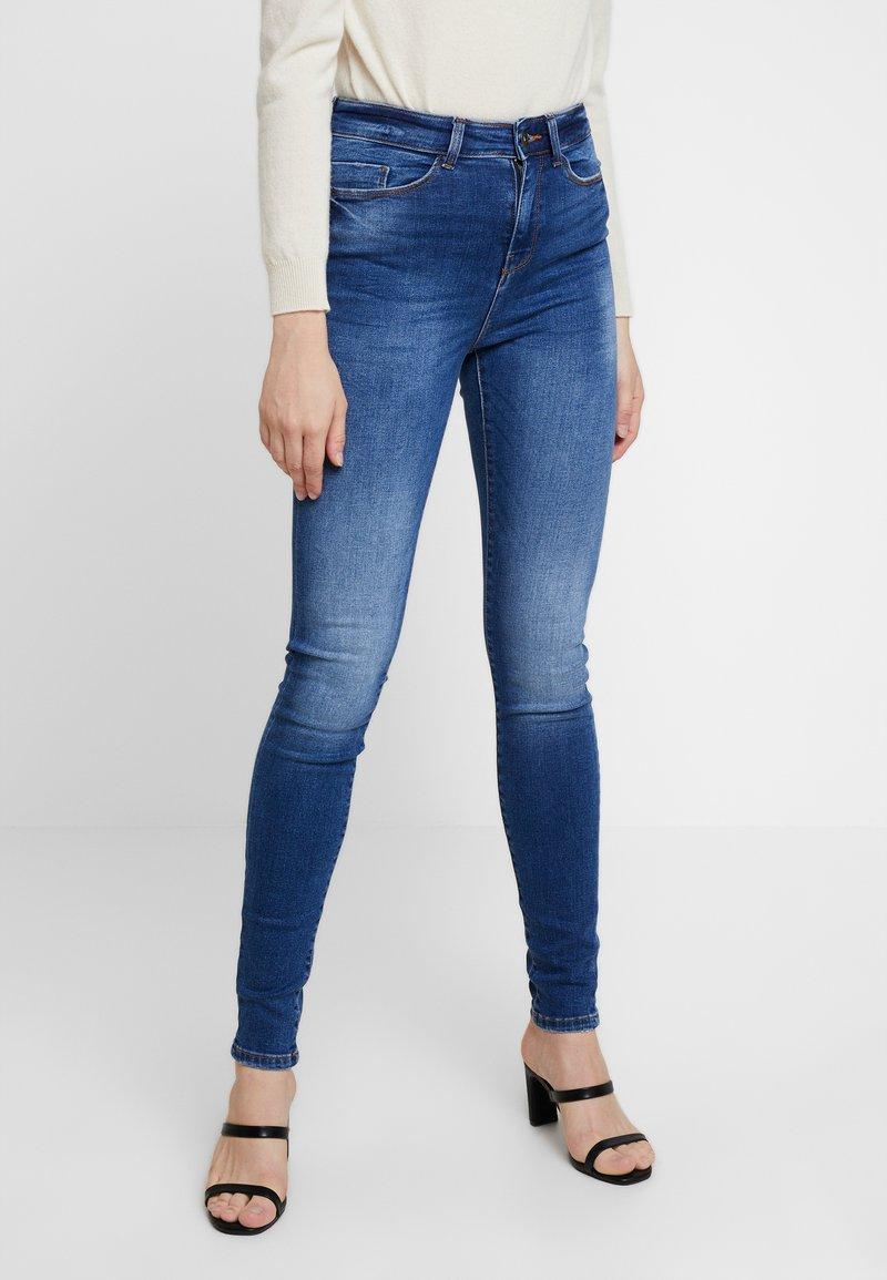 Noisy May - NMCALLIE - Jeans Skinny Fit - medium blue denim