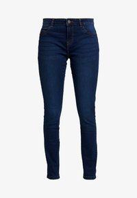 Noisy May - Skinny džíny - dark blue denim - 3