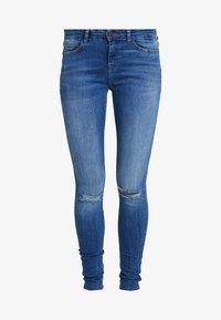 Noisy May - Skinny džíny - medium blue denim - 4