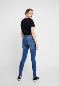 Noisy May - Skinny džíny - medium blue denim - 2