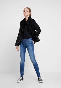 Noisy May - Skinny džíny - medium blue denim - 1