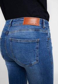 Noisy May - Skinny džíny - medium blue denim - 5