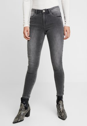 NMKIMMY - Jeans Skinny Fit - medium grey denim
