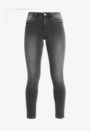 NMKIMMY - Jeans Skinny Fit - medium grey denim