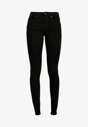 NMLUCY - Jeans Skinny Fit - black