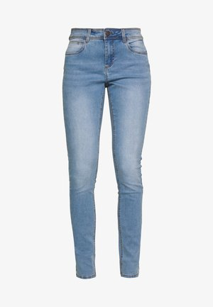 NMJEN  SHAPER - Jeans Skinny Fit - light blue denim
