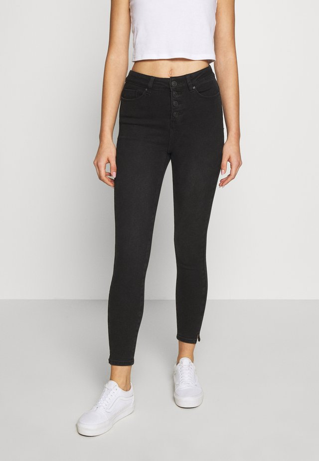 NMCALLIE - Jeans Skinny - black