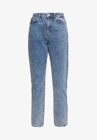 Noisy May - NMISABEL ANKLE MOM - Relaxed fit jeans - medium blue denim - 3