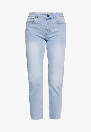 NMJENNA - Džíny Relaxed Fit - light blue denim