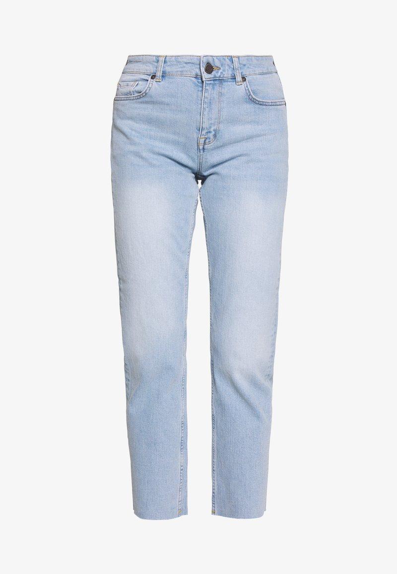 Noisy May NMJENNA - Jeans baggy - light blue denim rsJYM7 per la promozione