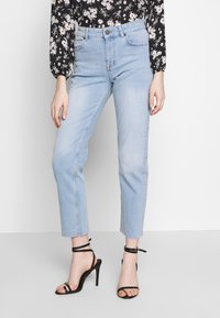 Noisy May - NMJENNA - Jeans Relaxed Fit - light blue denim - 0