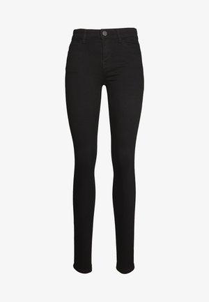 NMLUCY - Jeans Skinny Fit - black denim