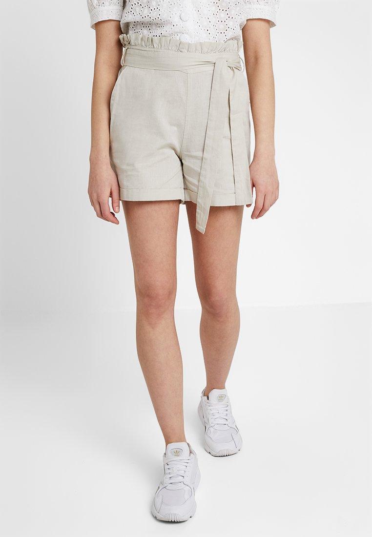 Noisy May - NMLINE - Shorts - oatmeal