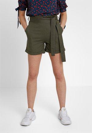 NMLINE - Shorts - olive drab