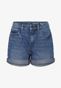 Noisy May - Shorts vaqueros - medium blue denim - 5